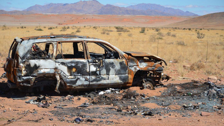 תאונת דרכים או אירוע טרור?