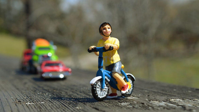 מתי תאונת אופניים תיחשב תאונת דרכים